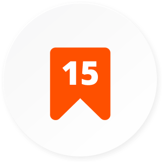 ikona 15 let